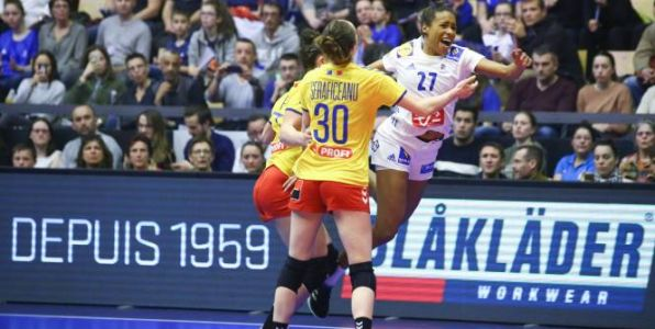 Handball - Golden League - Golden League:  l'équipe de France chute face au Danemark