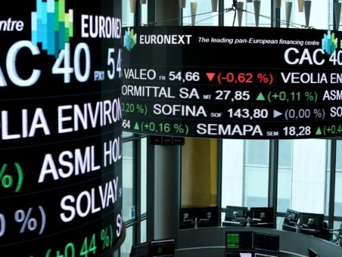 La Bourse de Paris finit en recul de 0,87% à 5.388,25 points