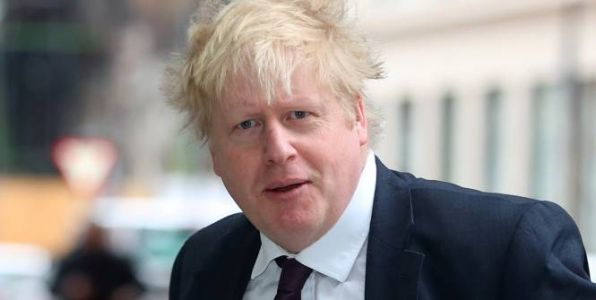 Foot - CM 2018 - Boris Johnson compare le Mondial 2018 aux JO de 1936