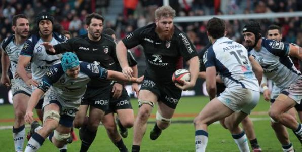 Rugby - Top 14 - Toulouse - Gillian Galan : «On avait envie de s'envoyer »