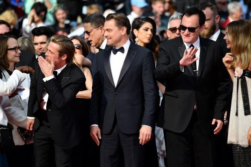 """EN DIRECT - Cannes 2019:  très longue standing ovation pour """"Once Upon a Time in Hollywood"""""""