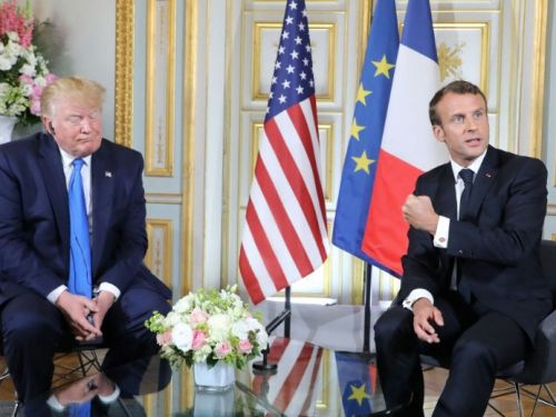 "Trump ""doit clarifier sa position vis-à-vis de l'Europe"""