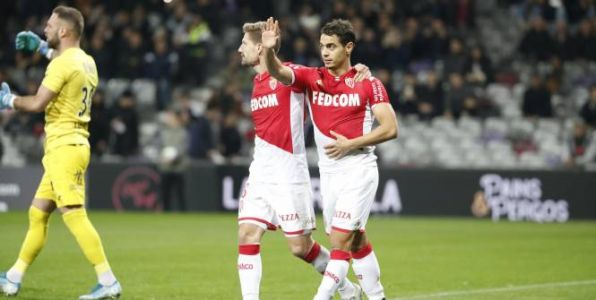 Foot - L1 - Ligue 1 : Monaco enfonce Toulouse