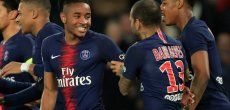 Football: Le Paris Saint-Germain était à l'heure