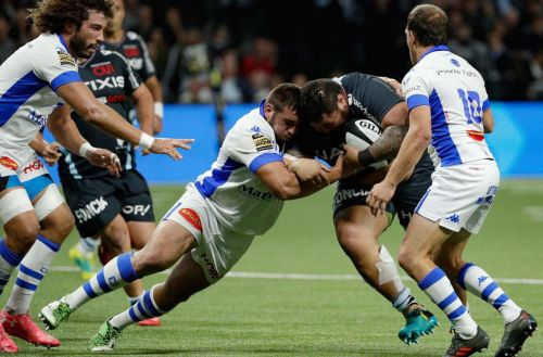 Top 14:  beaucoup de bruit pour le Racing face à Castres