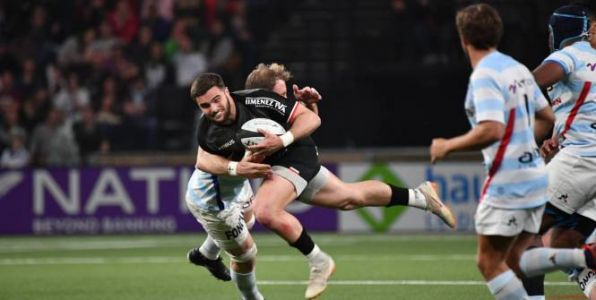 Rugby - Top 14 - Top 14:  Toulouse éteint le Racing 92 et reste leader