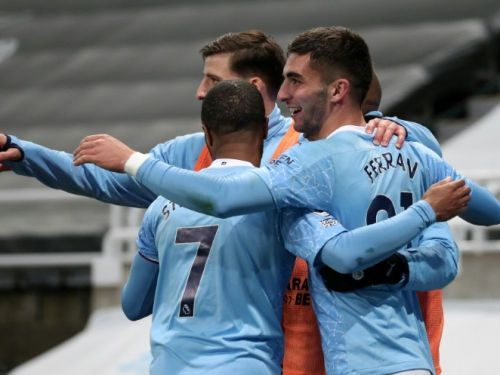 Angleterre: City, déjà champion, bat Newcastle dans un match à rebondissements