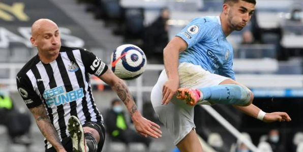 Foot - ANG - Manchester City renverse Newcastle