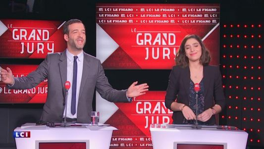 Le Grand Jury - replay du dimanche 18 novembre 2018