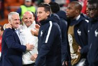 "Mondial-2018: ""Une grosse satisfaction"" pour Deschamps"