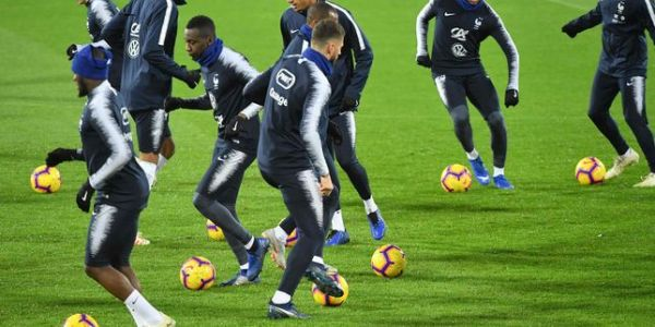 Pays-Bas - France:  suivez en direct le match de la Ligue des nations
