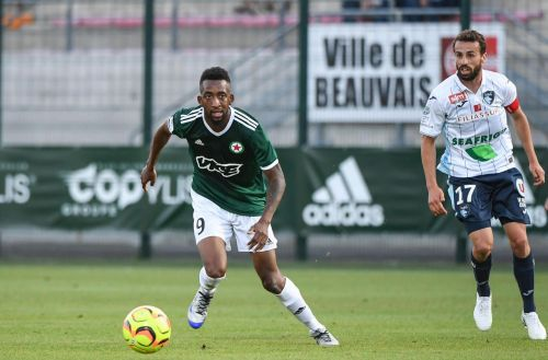 Ligue 2:  le Red Star attend le déclic à Châteauroux