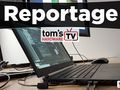 Tom's TV:  démo du PNY PREVAILPRO, premier portable worstation Quadro P4000 ultrafin