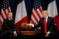 La relation Macron-Trump en 4 dates