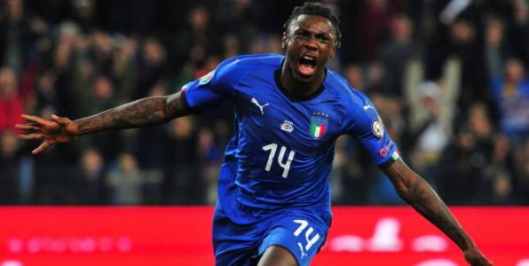 Foot - Euro - Qualifications Euro 2020:  l'Italie domine la Finlande, premier but en sélection pour Kean