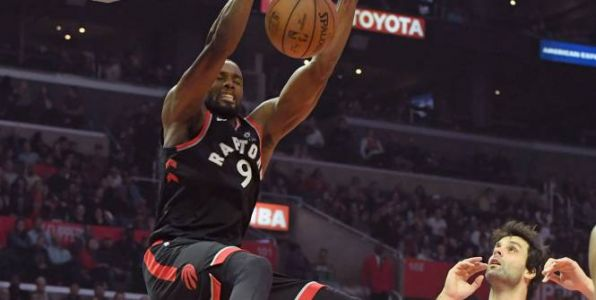 Basket - NBA - NBA: Toronto se balade face aux Clippers