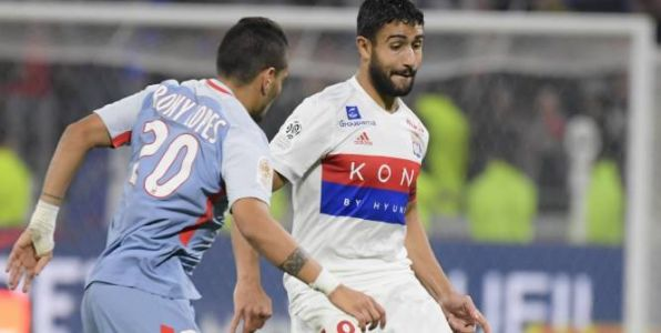 Foot - L1 - OL - Nabil Fekir :  «Je donne le maximum»