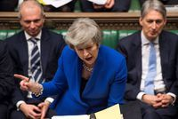Theresa May, le Brexit pour pénitence