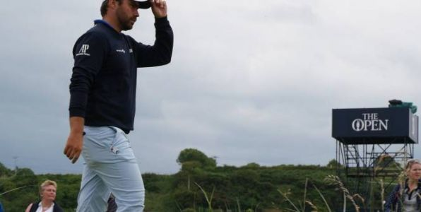 Golf - The Open - Romain Langasque, après le premier tour du British Open : « Si je me donne une note sur 10, je suis à 8 »