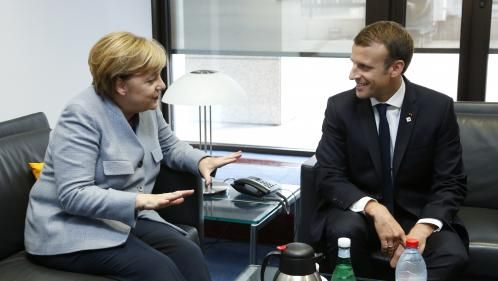 DIRECT. COP23:  regardez les interventions d'Angela Merkel et d'Emmanuel Macron