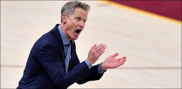 NBA - Steve Kerr prolonge avec les Warriors