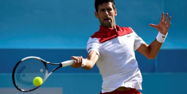 Tennis - ATP - Queen's - Tournoi ATP du Queen's:  Novak Djokovic domine Grigor Dimitrov