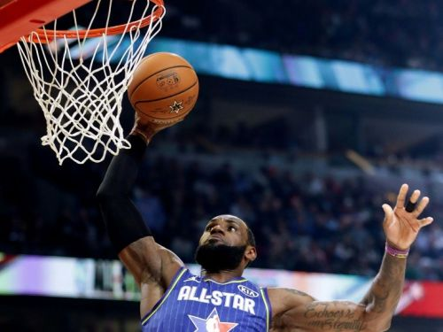 La Team LeBron remporte le All-Star Game NBA, Gobert très en vue