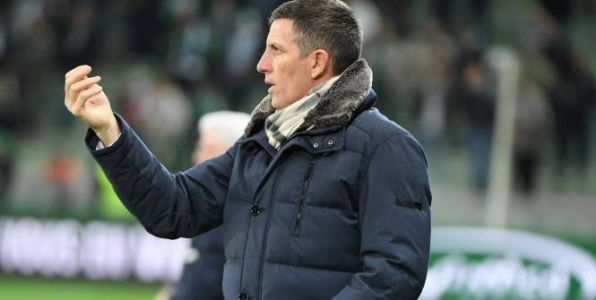 Foot - L1 - Strasbourg - Thierry Laurey :  «Un match archarné»