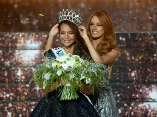 Miss Tahiti, Vaimalama Chaves, élue Miss France 2019