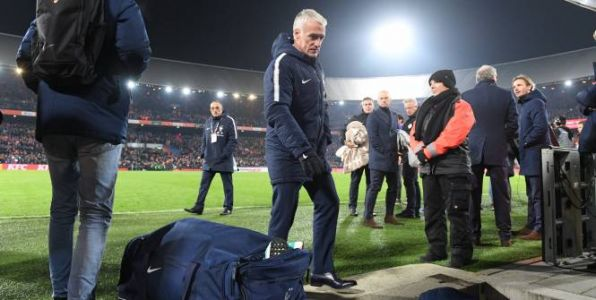 Foot - L. nations - Didier Deschamps après le match face aux Pays-Bas : « Il n'y a pas eu photo »