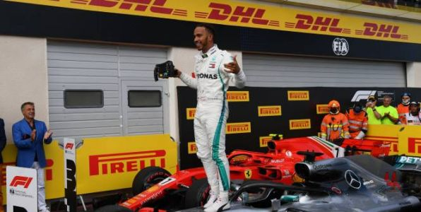 F1 - GP de France - Donnez une note au Grand Prix de France