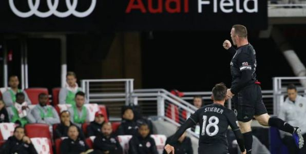 Foot - MLS - MLS:  Wayne Rooney booste D.C. United