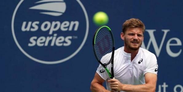 Tennis - ATP - Cincinnati - David Goffin, battu à Cincinnati par Daniil Medvedev:  « Il était plus fort »