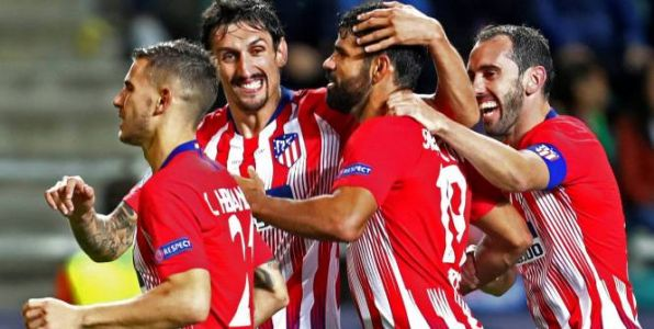 Foot - Supercoupe - L'Atlético de Madrid renverse le Real Madrid et remporte la Supercoupe d'Europe
