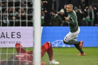 Ligue 1: Marseille, battu à Saint-Etienne 2-1, recule à 8 points du podium