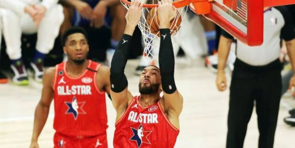 Basket - NBA - ASG - NBA All-Star Game:  Rudy Gobert:  « Je voulais juste m'éclater »