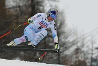 Ski: Vonn remet les choses au point lors du super-G de Val d'Isère