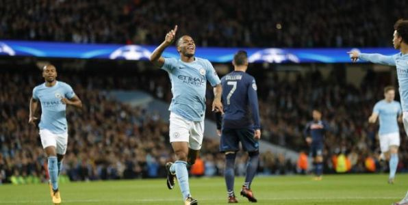 Foot - C1 - Ligue des champions:  Manchester City remporte le choc face à Naples
