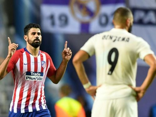 Supercoupe d'Europe: le Real et l'Atlético en prolongation